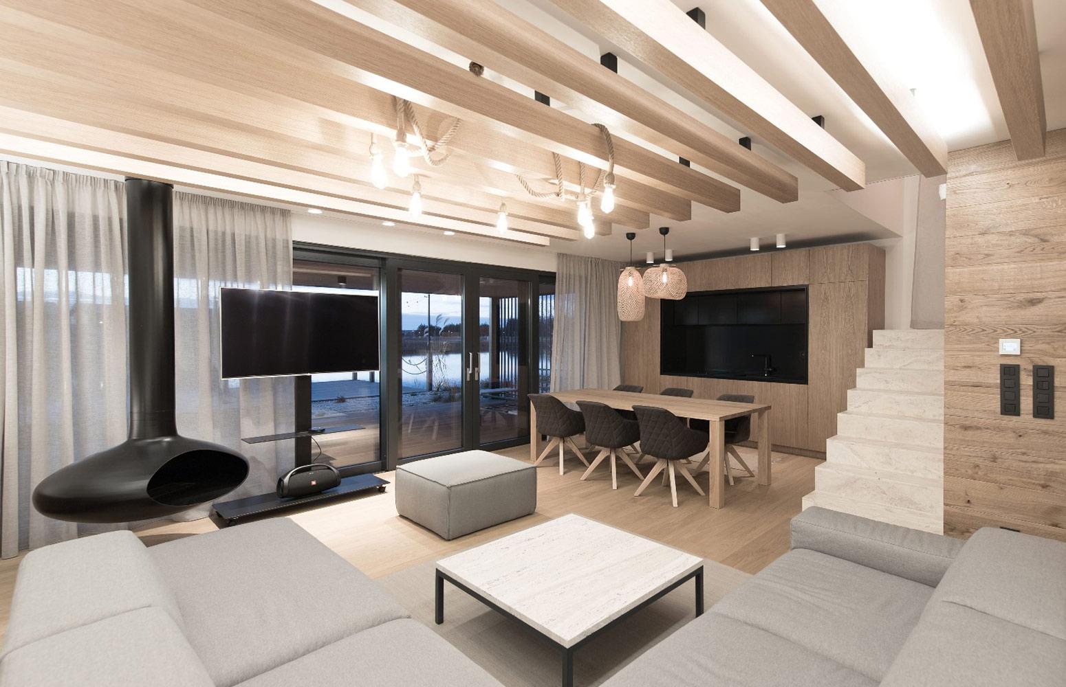 Interiér domu od design-factory