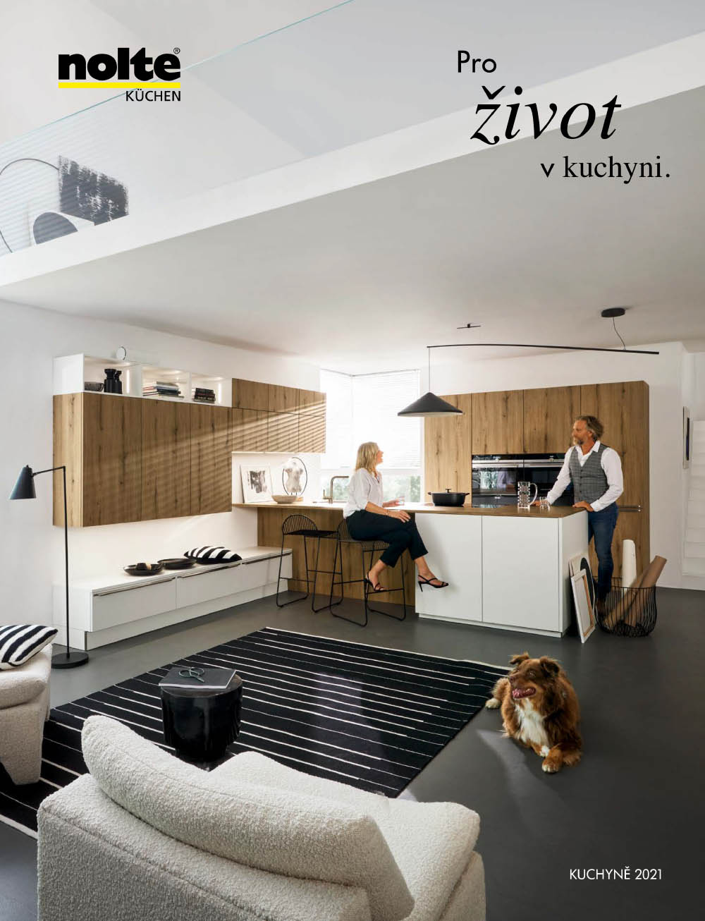 Katalóg Kuchyne Nolte 2021