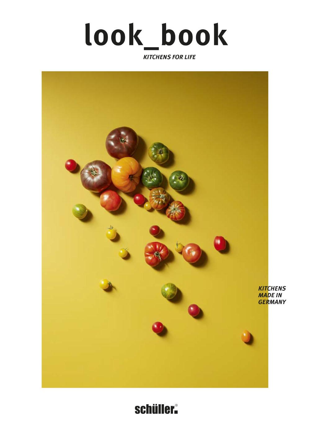 Katalóg Kuchyne Schuller 2021