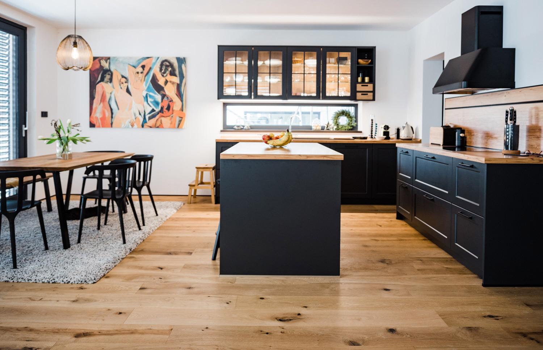 Kuchyně na míru od design-factory