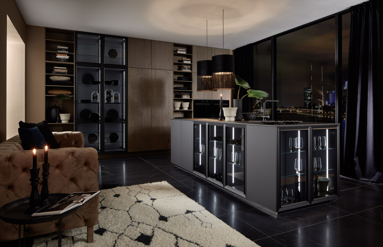 Kuchyne Nolte v spolupráci s design-factory