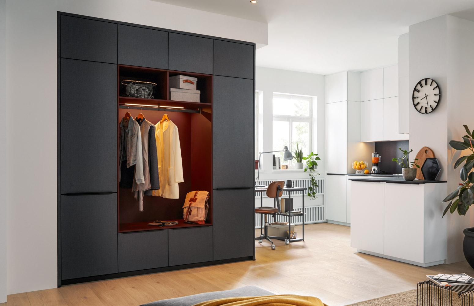 Kuchyne Schüller v spolupráci s design-factory