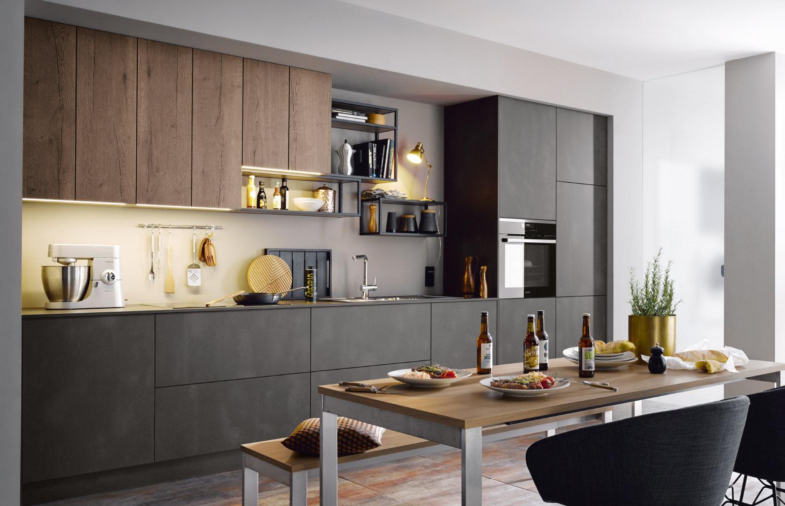 Moderní kuchyně od design-factory.