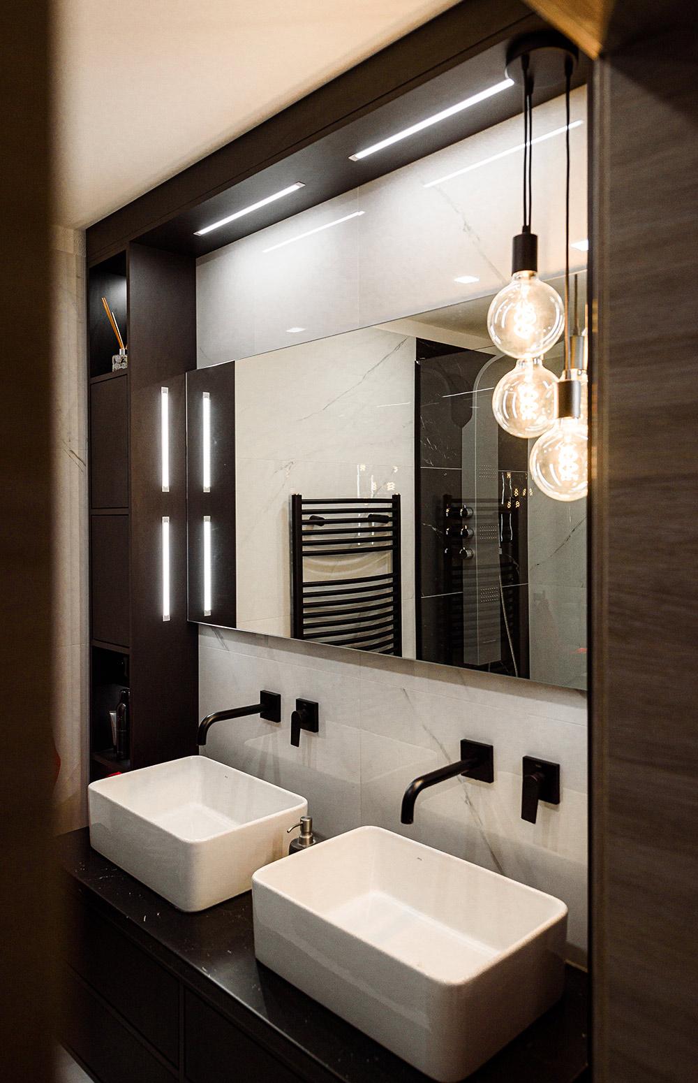 Moderný interiér bytu od design-factory