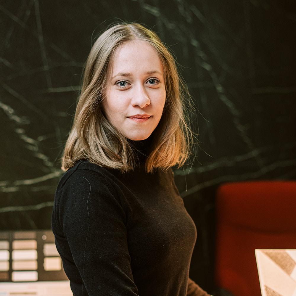 Miriam Nováková - Architekt v design-factory