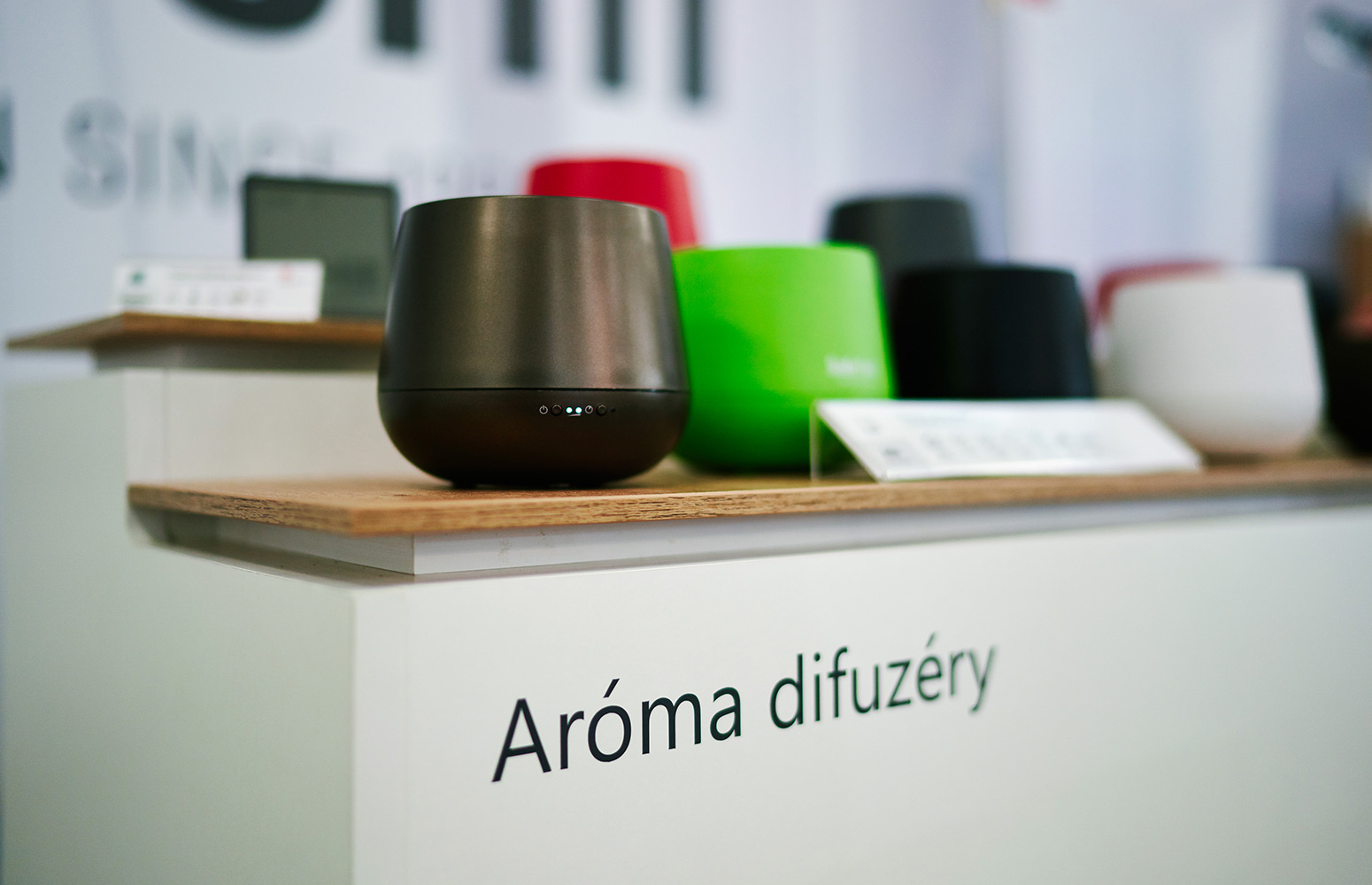 Výstavný stánok Stadler Form Slovakia od design-factory